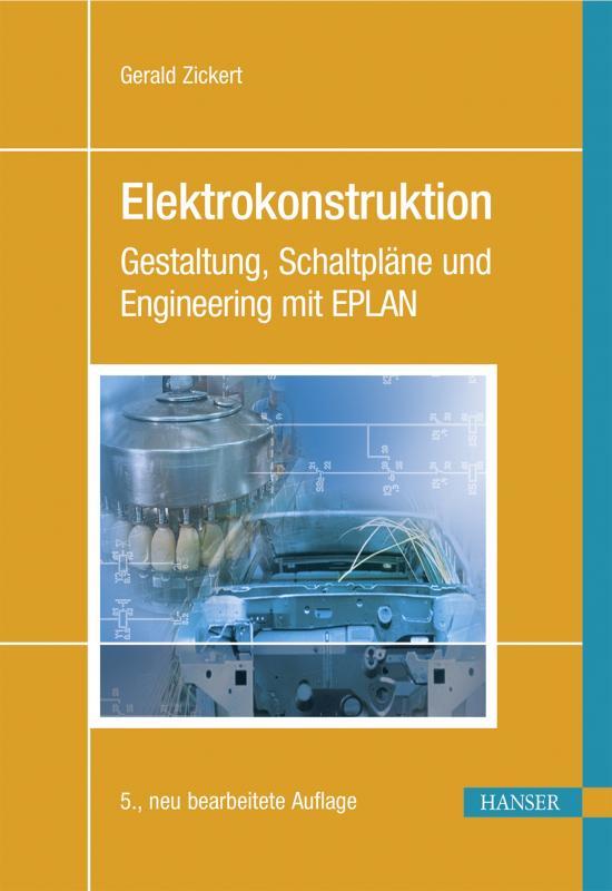Cover-Bild Elektrokonstruktion