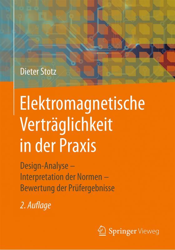 Cover-Bild Elektromagnetische Verträglichkeit in der Praxis