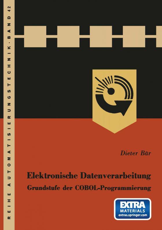 Cover-Bild Elektronische Datenverarbeitung