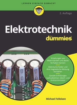 Cover-Bild Elektrotechnik für Dummies