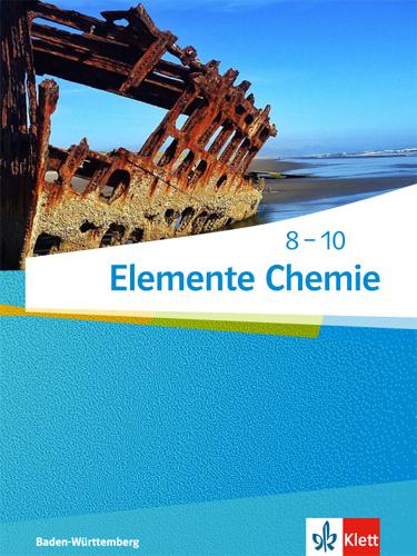 Cover-Bild Elemente Chemie 8-10