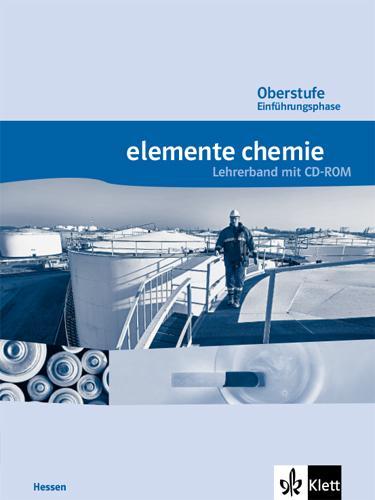 Cover-Bild Elemente Chemie Oberstufe Einführungsphase. Ausgabe Hessen