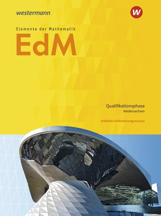 Cover-Bild Elemente der Mathematik SII / Elemente der Mathematik SII - Ausgabe 2017 für Niedersachsen