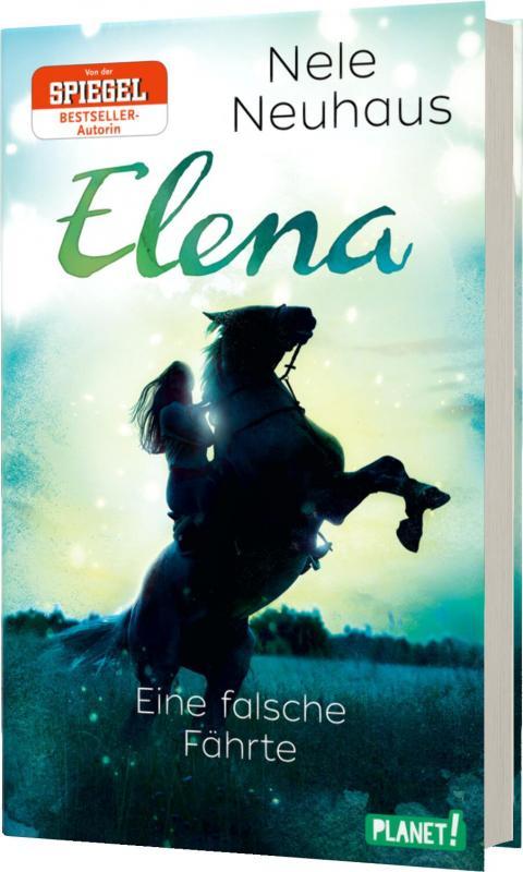 Cover-Bild Elena – Ein Leben für Pferde 6: Eine falsche Fährte