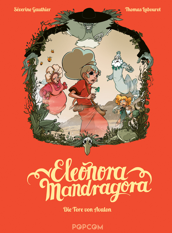 Cover-Bild Eleonora Mandragora 03: Die Tore von Avalon