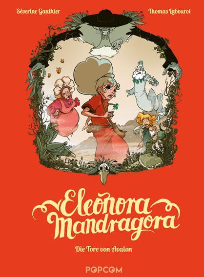 Cover-Bild Eleonora Mandragora 03