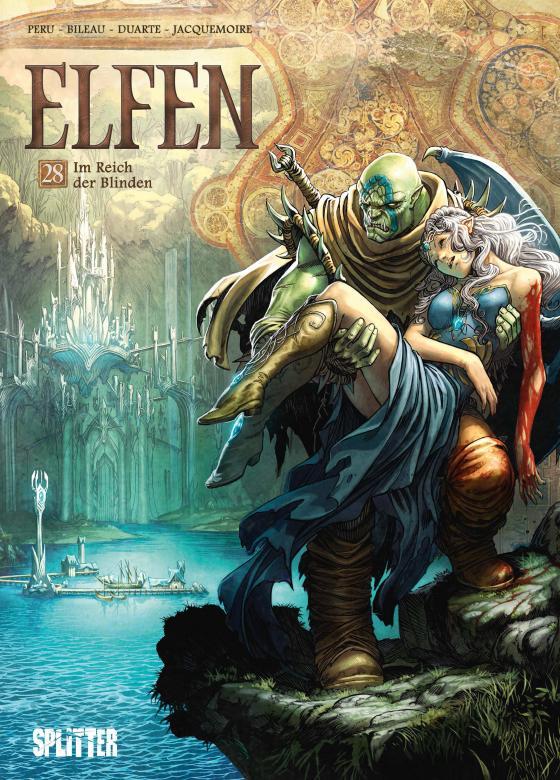Cover-Bild Elfen. Band 28
