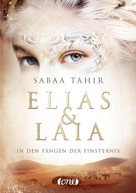 Cover-Bild Elias & Laia - In den Fängen der Finsternis