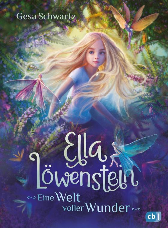 Cover-Bild Ella Löwenstein - Eine Welt voller Wunder