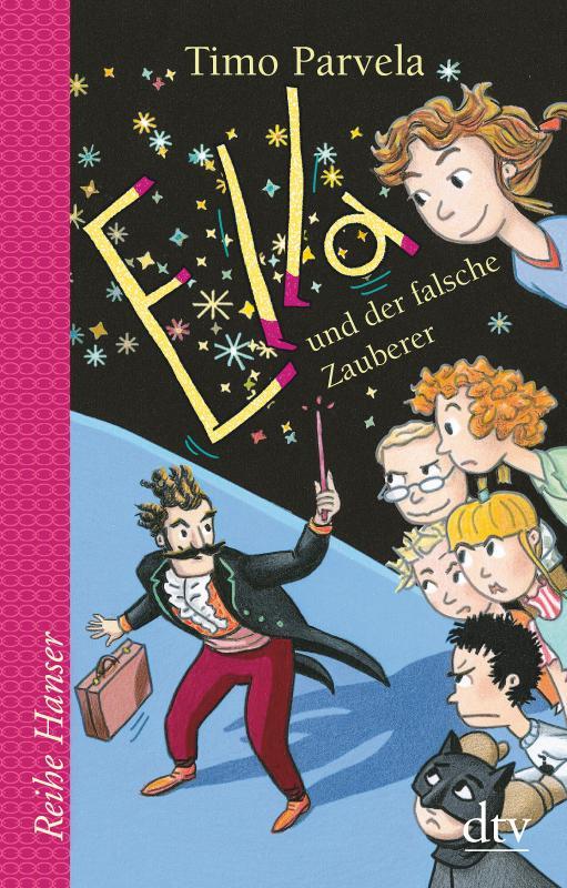 Cover-Bild Ella und der falsche Zauberer