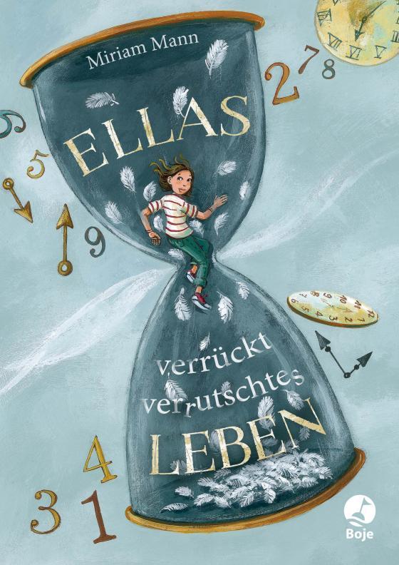 Cover-Bild Ellas verrückt-verrutschtes Leben