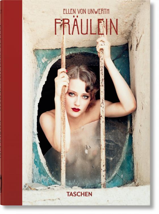 Cover-Bild Ellen von Unwerth. Fräulein. 40th Ed.
