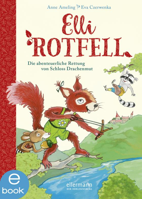 Cover-Bild Elli Rotfell