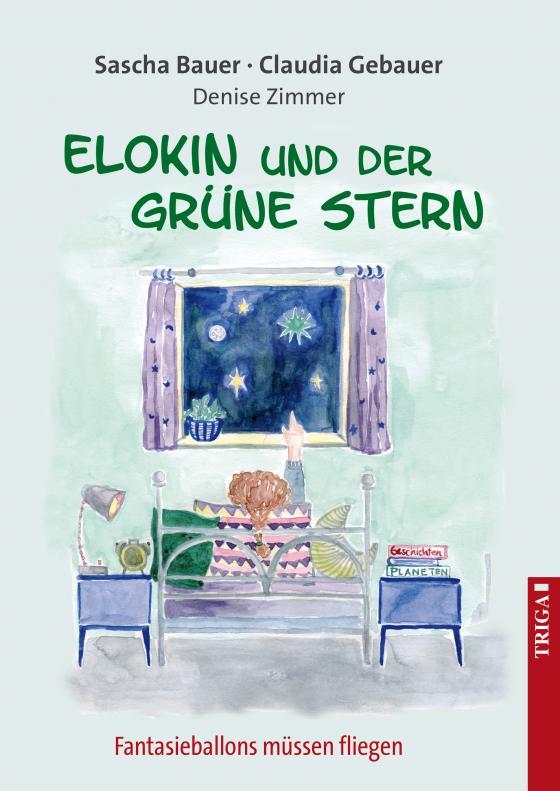 Cover-Bild Elokin und der grüne Stern
