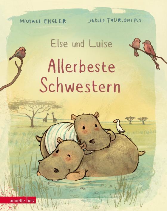 Cover-Bild Else und Luise - Allerbeste Schwestern
