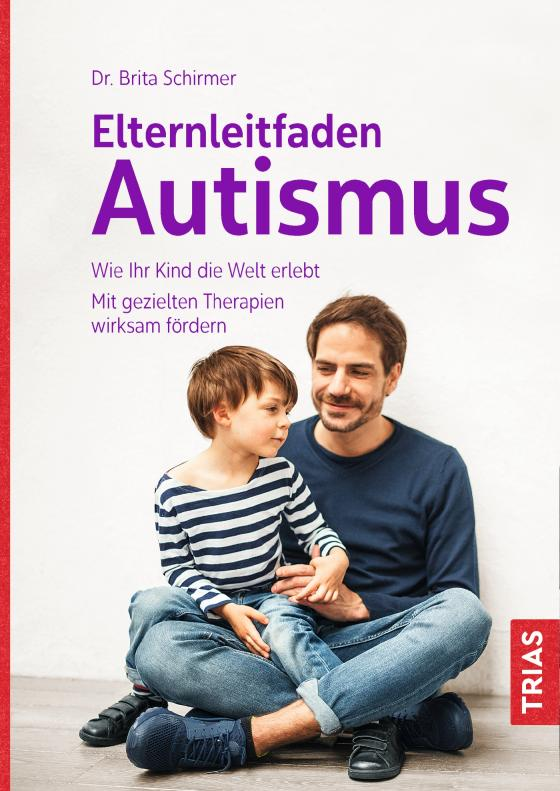 Cover-Bild Elternleitfaden Autismus