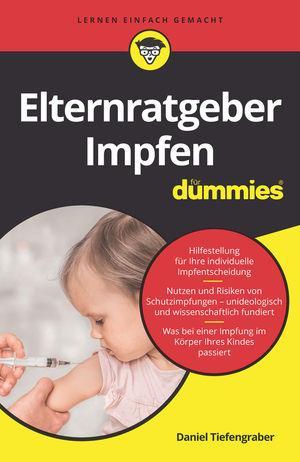 Cover-Bild Elternratgeber Impfen für Dummies