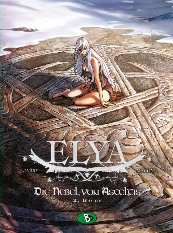 Cover-Bild Elya #2