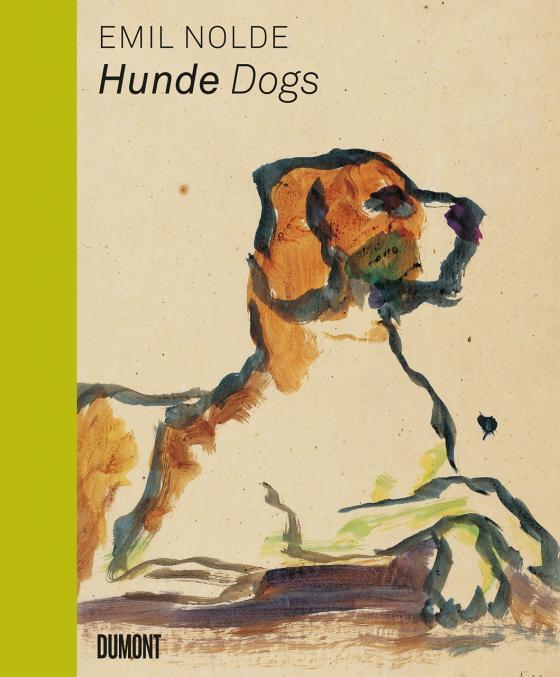 Cover-Bild Emil Nolde. Hunde/Dogs (dt./engl.)