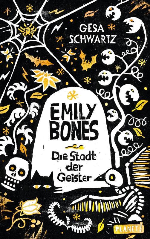 Cover-Bild Emily Bones