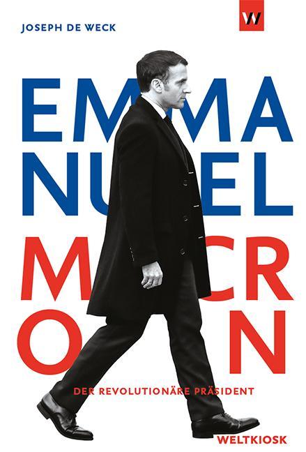 Cover-Bild Emmanuel Macron