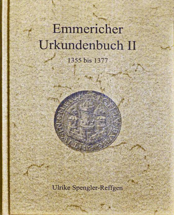 Cover-Bild Emmericher Urkundenbuch II