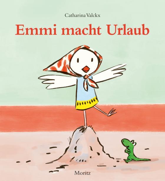 Cover-Bild Emmi macht Urlaub