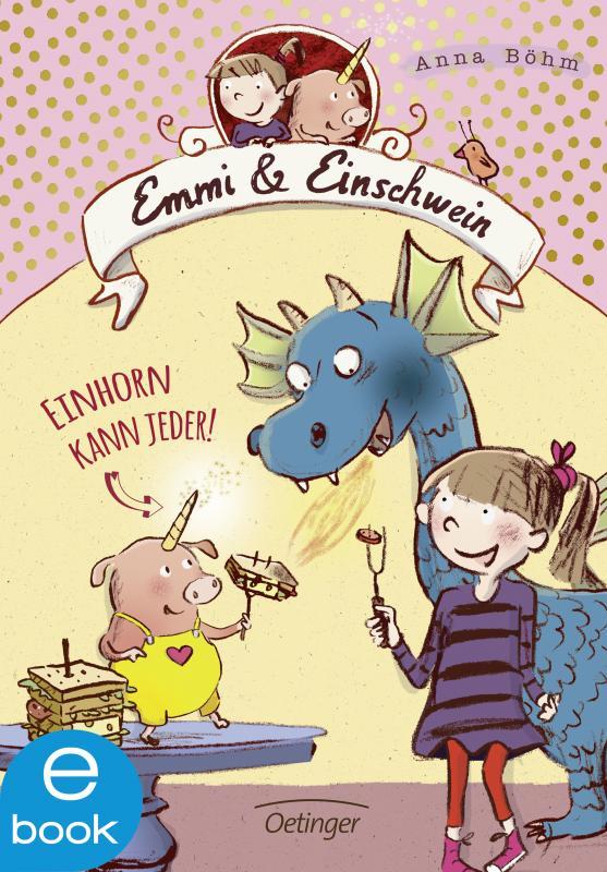 Cover-Bild Emmi und Einschwein 1