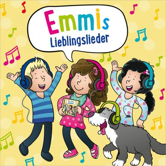 Cover-Bild Emmis Lieblingslieder