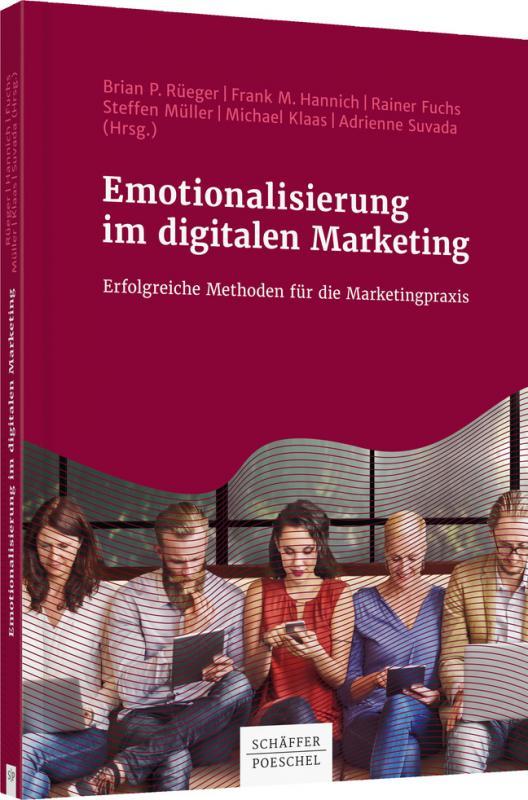 Cover-Bild Emotionalisierung im digitalen Marketing
