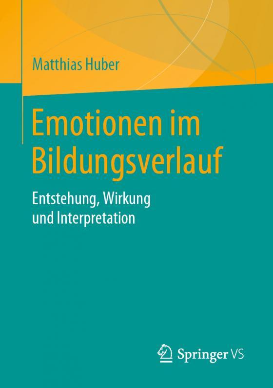 Cover-Bild Emotionen im Bildungsverlauf