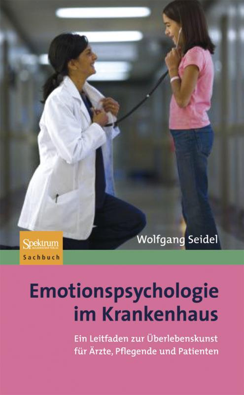 Cover-Bild Emotionspsychologie im Krankenhaus