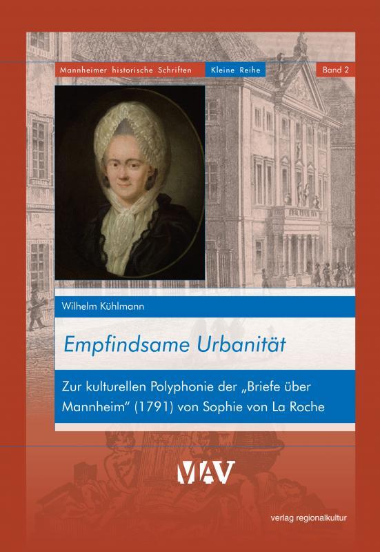 Cover-Bild Empfindsame Urbanität