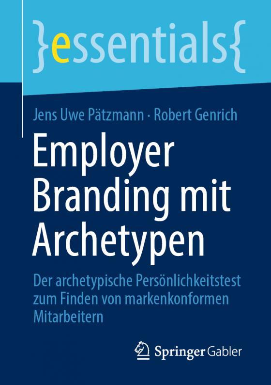 Cover-Bild Employer Branding mit Archetypen