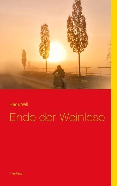 Cover-Bild Ende der Weinlese