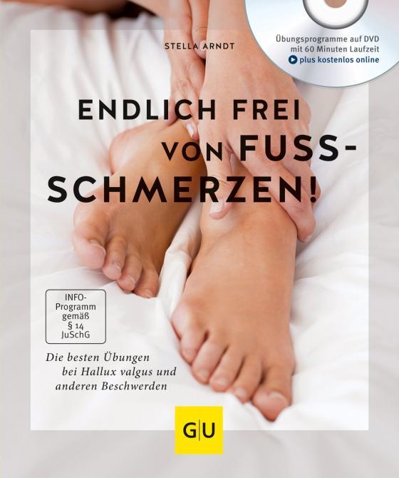 Cover-Bild Endlich frei von Fußschmerzen!