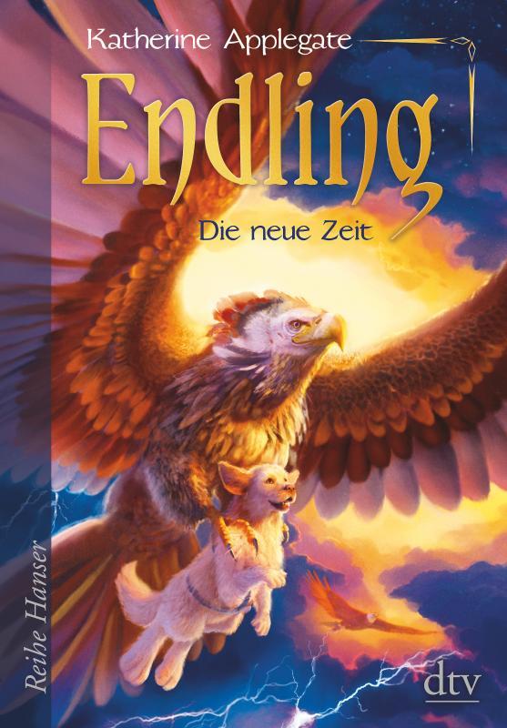 Cover-Bild Endling - Die neue Zeit