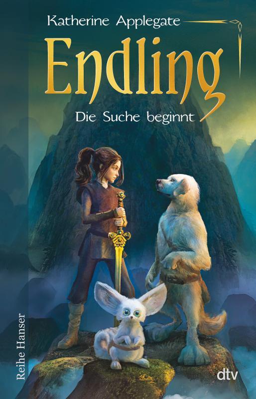 Cover-Bild Endling - Die Suche beginnt