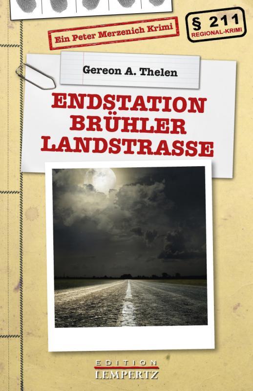 Cover-Bild Endstation Brühler Landstraße