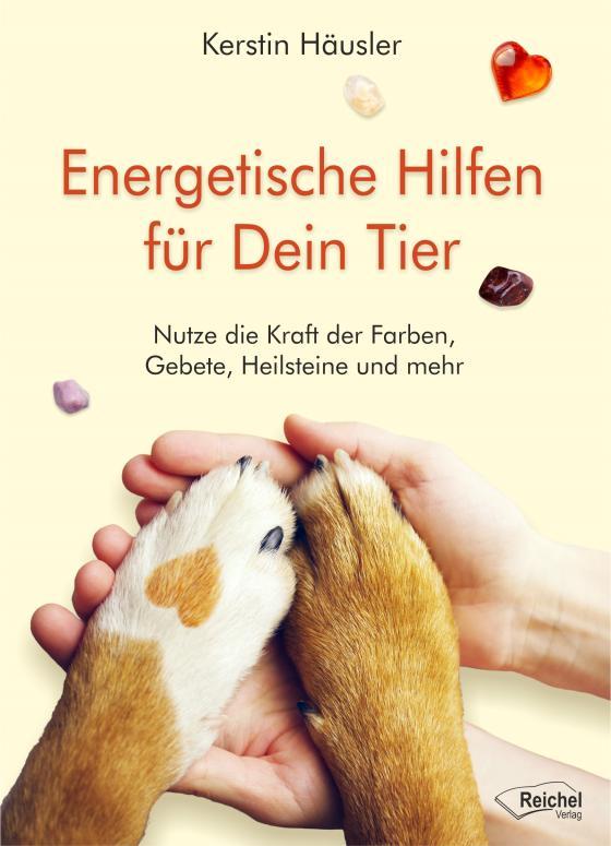 Cover-Bild Energetische Hilfen für Dein Tier