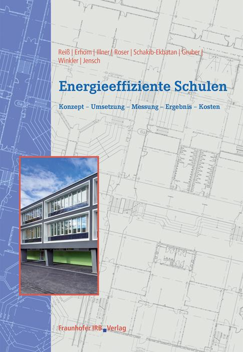 Cover-Bild Energieeffiziente Schulen.