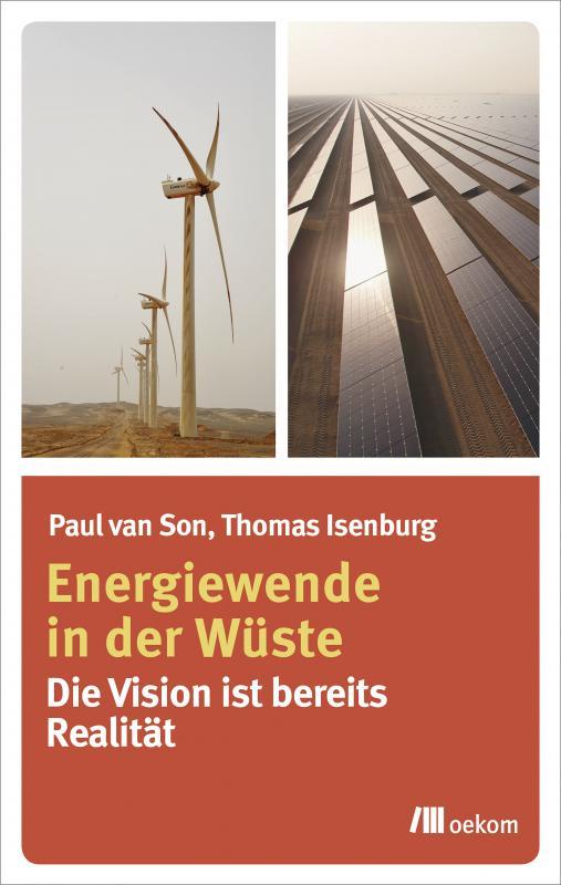 Cover-Bild Energiewende in der Wüste