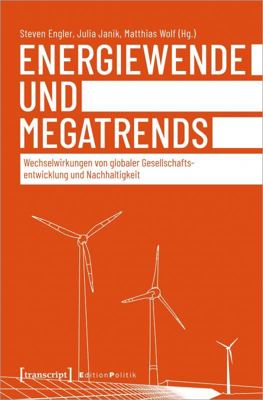 Cover-Bild Energiewende und Megatrends
