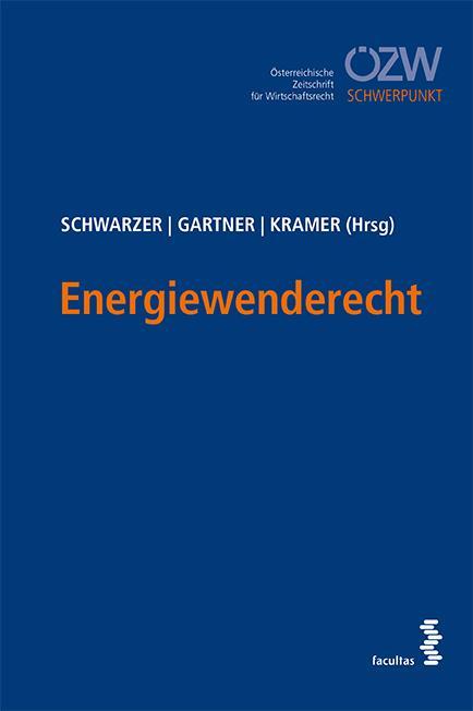 Cover-Bild Energiewenderecht