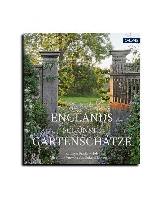 Cover-Bild Englands schönste Gartenschätze