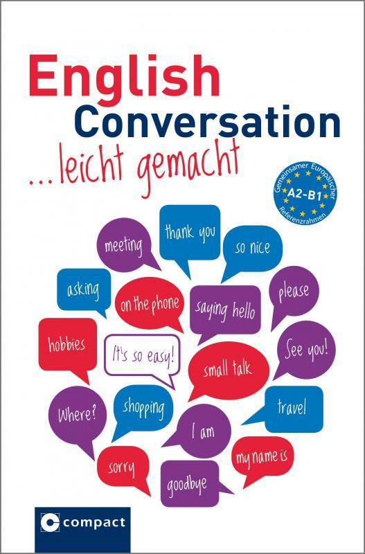 Cover-Bild English Conversation leicht gemacht A1-B1