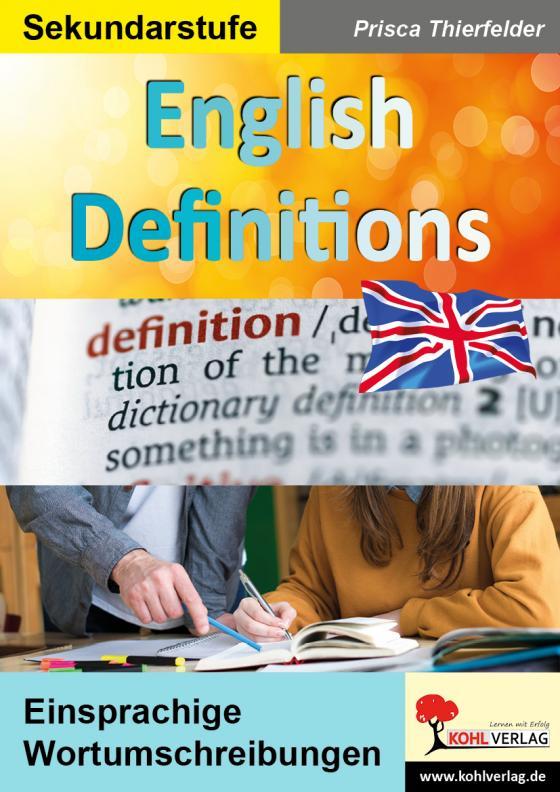 Cover-Bild English Definitions