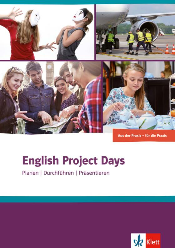 Cover-Bild English Project Days