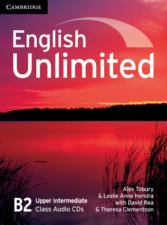 Cover-Bild English Unlimited Upper Intermediate B2