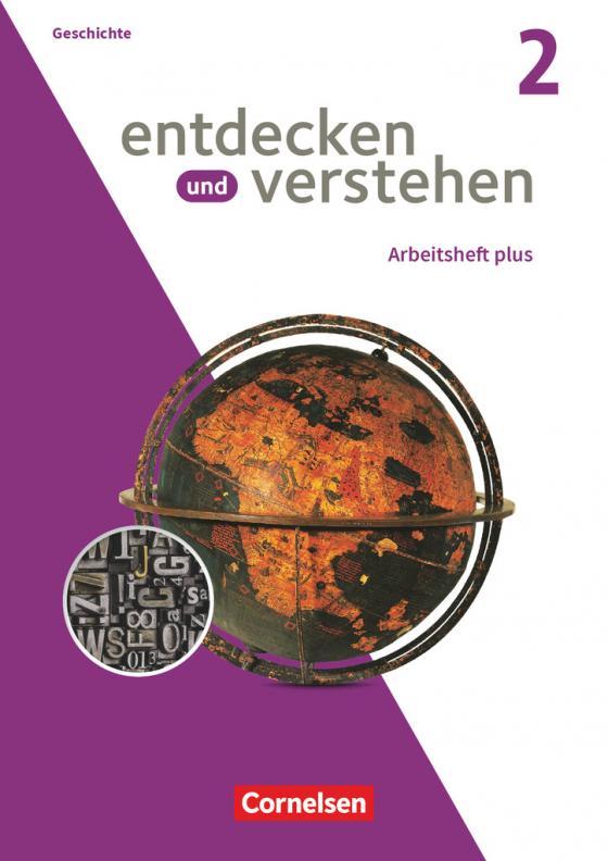 Cover-Bild Entdecken und verstehen - Geschichtsbuch - Arbeitshefte plus - Heft 2